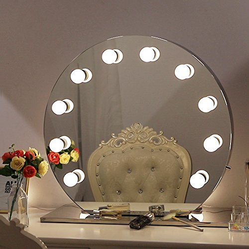 Chende Hollywood Vanity Makeup Mirror With Led Lights