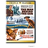 The Man Behind the Gun/Thunder Over the Plains/Riding Shotgun