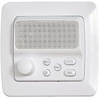 IST RETRO Intercom Room Station, 3-Wire Retrofit, White (RETRO-5R) by Intrasonic Technology