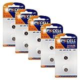LR41 AG3 L736 LR736 SR41 192 384 392 Alkaline Coins Battery 10Pcs