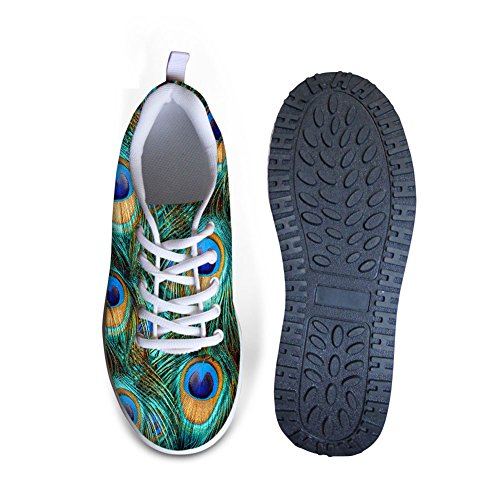 Fitness U Women's Walking Fashion Wedges DESIGNS Sneaker Strength Swing FOR 11 Platform Pattern 416qWXwdX