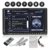Best Ouku Car Stereo Systems - Ouku7-inch 2 Din TFT Screen In-Dash Car DVD Review