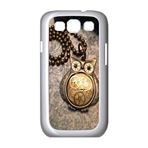 Owl Discount Personalized Cell Phone Case for Samsung Galaxy S3 I9300, Owl Galaxy S3 I9300 Cover