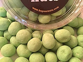 D's Nuts Wasabi Covered Peanuts (4oz) - Fight Cancer With Us!
