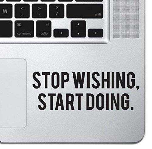 stop-wishing-start-doing-motivational-macbook-sticker-decal-macbook-pro-decal-air-13-15-17-keyboard-