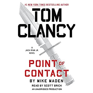 Tom Clancy Point of Contact Audiobook