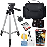 Supreme Quality Accessory Kit For Canon PowerShot SX160 IS - Camera Carry Case - 50
