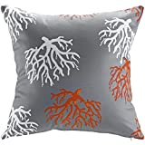 Plutus Brands MF1781 Outdoor Patio Pillow, Orchard