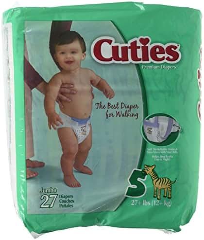 Diapers: Cuties