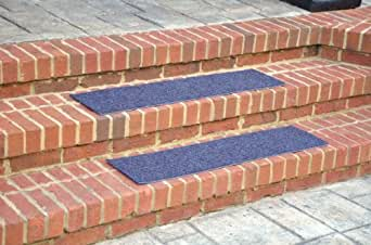 Dean Indoor Outdoor Non Skid Stair Treads Blue 36 Quot X 9