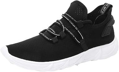 Zapatos de Seguridad para Hombres Zapatillas de Trabajo Ligeras ...