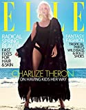 Elle Magazine (May, 2018) Charlize Theron Cover