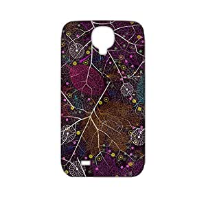 Wish-Store Artistic leaves 3D Phone Case for Samsung Galaxy s4