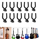 aokur Banjos Mandolins Electric Bass Guitar Stringed Musical Instrument Wall Hanger Mount Holder Hook 10PCs