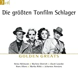 Die Grossten Tonfilm Schlager: Golden Greats by Zarah Leander (2003-02-01)
