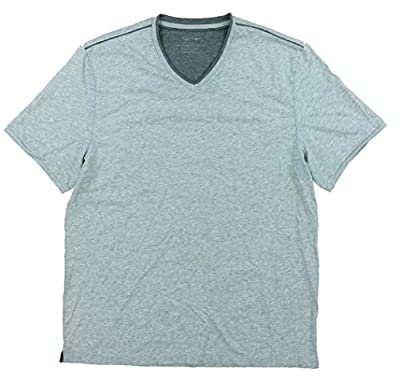 Calvin Klein Mens Pima Cotton V-Neck T-Shirt