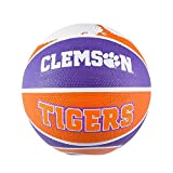 7'' Clemson Mini Basketball (With Sticky Notes)