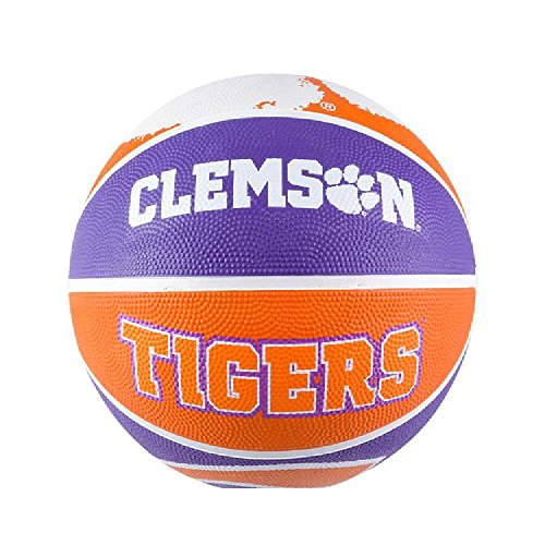 7'' Clemson Mini Basketball (With Sticky Notes) by Bargain World