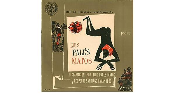 Elegía al Duque de la Mermelada de Luis Palés Matos & Leopoldo ...
