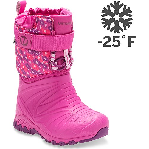 quest snow boots for girls - 3