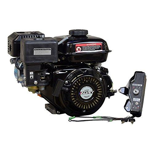 Alvey Electric Start 196cc 6.5 Hp 168F Honda GX200 Clone Go-Kart & Mini Bike Engine