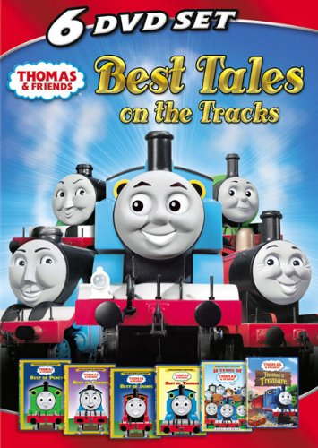 (Thomas & Friends: Best Tales on the Tracks (6-Disc Set))