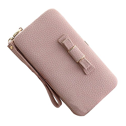 Clutch Bag With Hand Strap - 5
