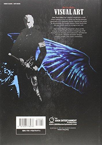 Image of DmC Devil May Cry: Visual Art