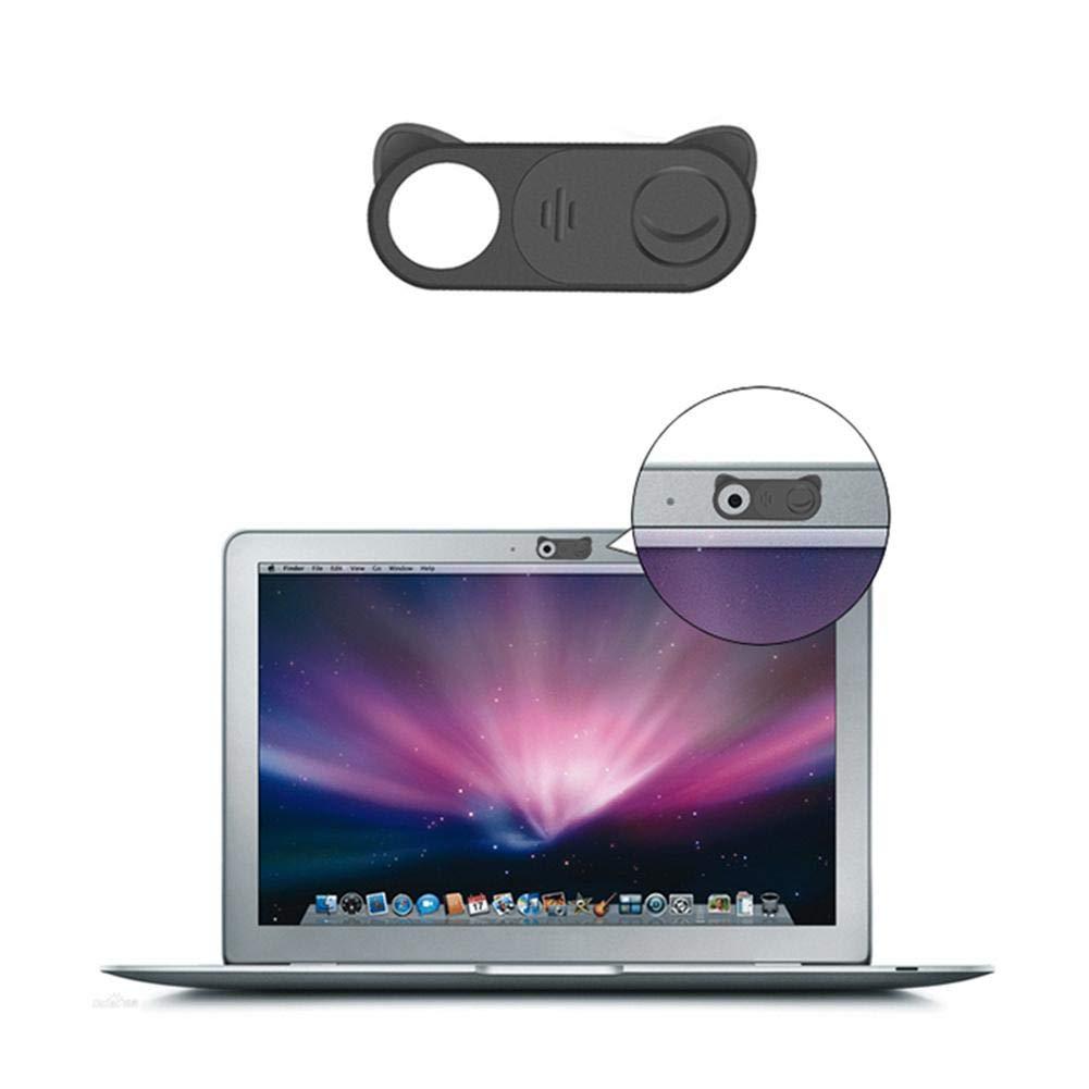 Multi-Funktions-Kamera-Abdeckung Geeignet f/ür Laptops Computer MacBook Air iPad Pro iPhone 0.047 Zoll Super d/ünne Web-Kamera-Abdeckung mit 2 Wischtuch Jerome10Dan Webcam-Abdeckung
