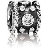 Pandora Damen-Bead Sterling-Silber 925  79221CZ