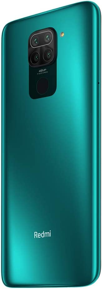 Amazon Com Xiaomi Redmi Note 9 4gb Ram 128gb 48mp Quad Camera Hotshot 5020mah Battery 6 53 Fhd Lte Factory Unlocked Smartphone International Version Forest Green