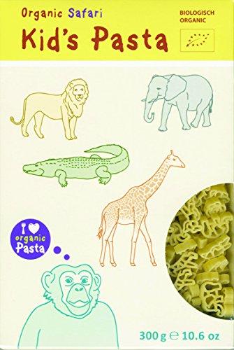 Organic Shape (Alb Gold Organic Safari Shape Kid's Pasta, Safari Shape Pasta, 10.6 Ounce)