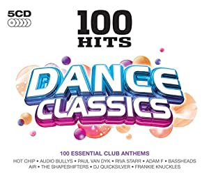 100 Hits Dance Classics (5 Cd'S)
