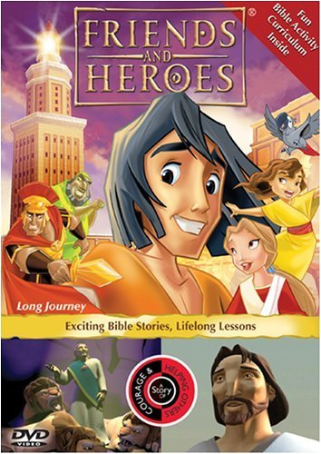 Amazon com: Friends and Heroes: Long Journey: Friends and
