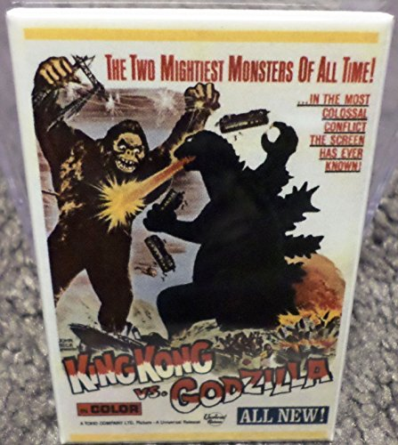 King Kong vs Godzilla MAGNET 2