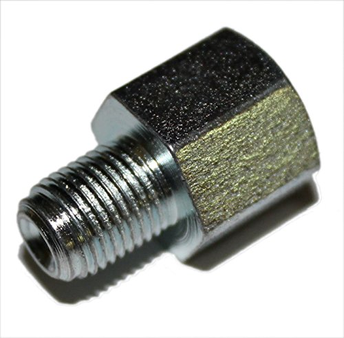 BrakeQuip BQ187 Thread Adapter M10 x 1.5-1//8 x 27NPT DPS