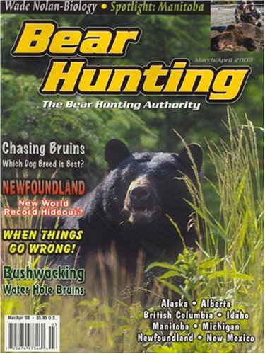 Best Price for Bear Hunting Magazine Subscription