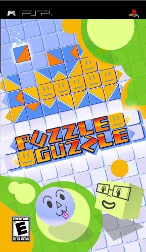 Puzzle Guzzle - Sony PSP