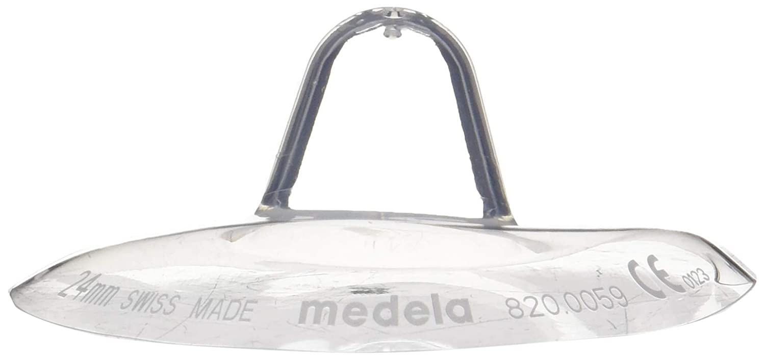Medela Contact Nipple Shield - 24mm Inc. CA 27203 249.a