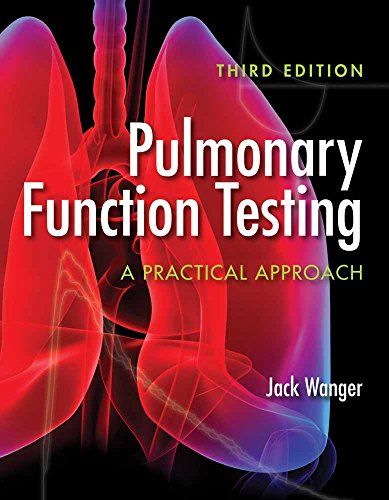 Pulmonary Test Functions - Pulmonary Function Testing: A Practical Approach
