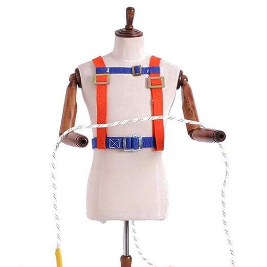 LAIABOR Arnes de Seguridad Trabajo Cuerda Seguridad Cinturón de ...