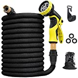 Aterod 75 feet Expandable Garden Hose, Extra Strength...