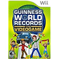 Guinness World Records: The Videogame - Nintendo Wii