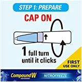 Compound W NitroFreeze Wart Remover, Maximum