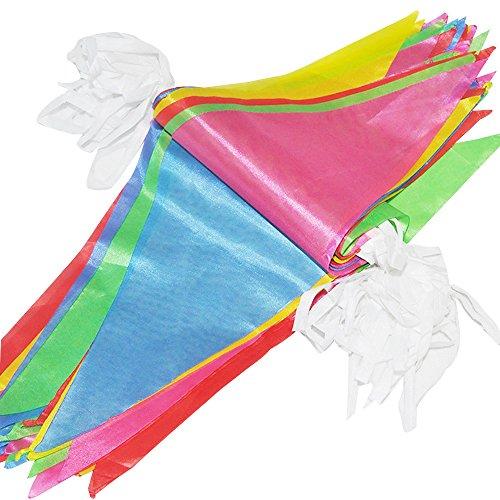 Multicolor Pennant Festival Celebration Decorations product image