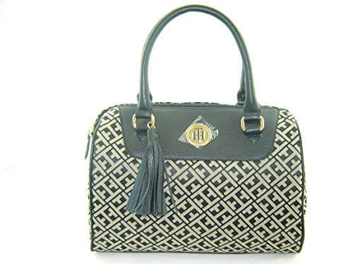 tommy-hilfiger-signature-bowler-handbag-black-multi