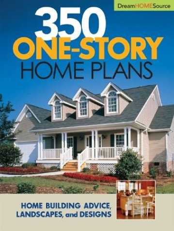 Dream Home Source Series 350 One -Story Home Plans ()