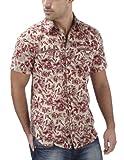 Joe Browns Men's Kula Shirt Floral Medium