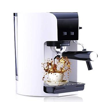 VATHJ Máquina de café Máquina de café semiautomática italiana Máquina de café pequeña cafetera italiana: Amazon.es: Hogar