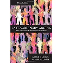 Amazon richard t schaefer books extraordinary groups an examination of unconventional lifestyles ninth edition fandeluxe Gallery